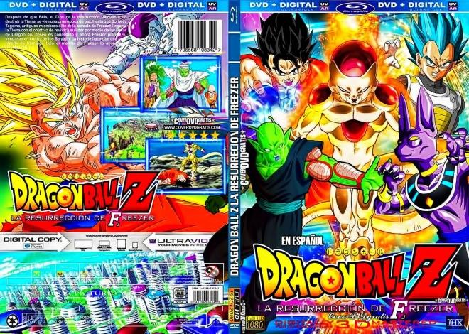 Dragon Ball Z La Resurrección De Freezer -CoveRdvdGratiS.Com V3